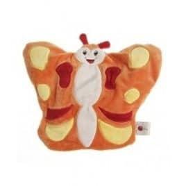 kersenpitkussen Cherry Belly Baby vlinder