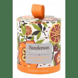 geurkaars mandarijn Heathcote & Ivory