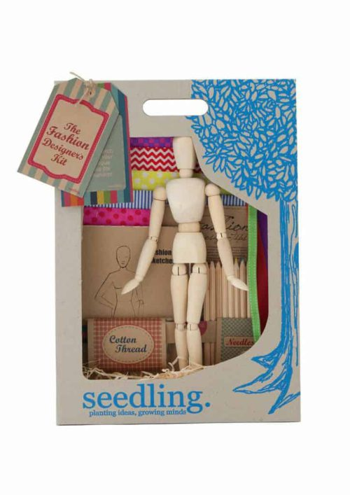 Seedling knutselset mode ontwerpster set