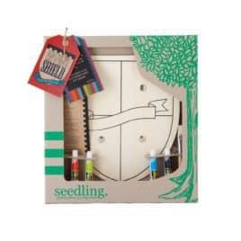 Seedling knutselset maak je eigen schild