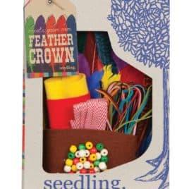 Seedling knutselset maak je eigen verenkroon