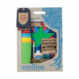 Seedling knutselset maak je eigen cape