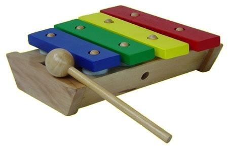 xylofoon voor peuters