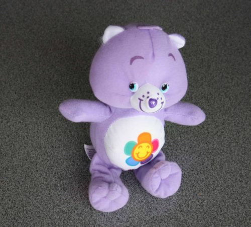 Care Bears 16 cm pluche paars
