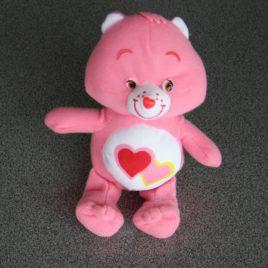 Care Bears 16 cm pluche roze