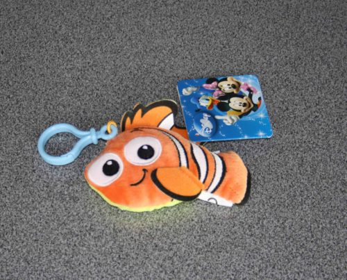 Disney Bag clip Nemo