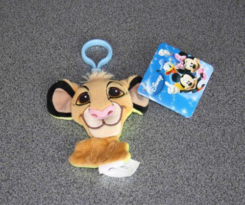 Disney Bag clip Simba