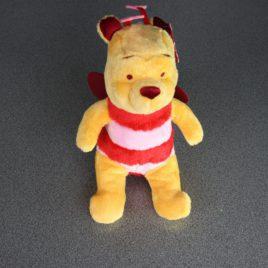 Disney Love Bugs Winnie 25 cm pluche