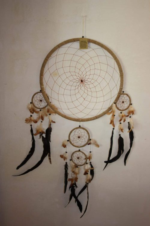 Dream Catcher touw Ø 40cm