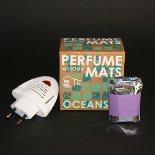 Electric Diffuser Oceans Aroma, 10x matjes