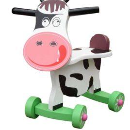 Loopfiets koe