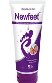 NEWFEET Klovencrème 120 ml in tube