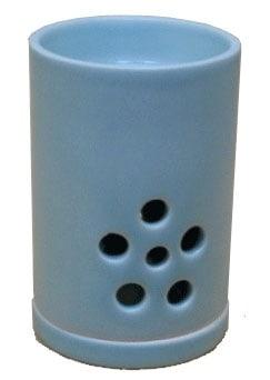 Olieverdamper keramiek Klassiek satijn turkoois/mint 11½ cm