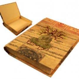 Opberg Bookbox Boeddha
