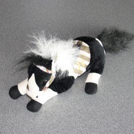 Paardje zwart