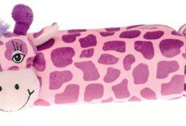 Pennenzak pluche Giraf