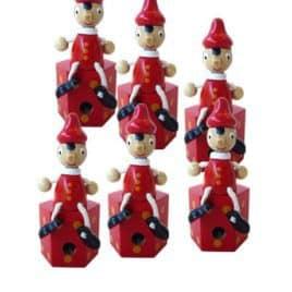 Puntenslijper Pinokkio
