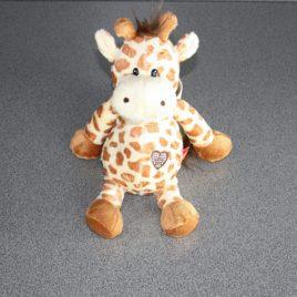 Schattige giraf