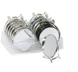 Scheer & make up spiegel