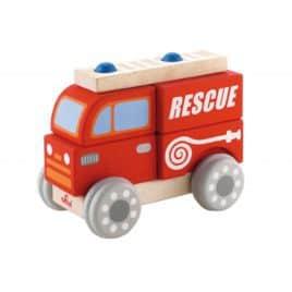 Sevi stapelbare brandweerauto