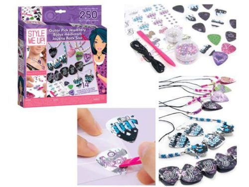 Style Me Up Guitar Jewellery