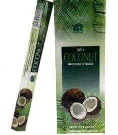 Wierook hexagram pak Coconut