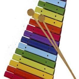 Xylofoon XXL 75 x 40 cm