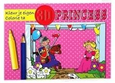 3D-kaart Princess