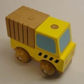 Stapelbare auto Vrachtwagen