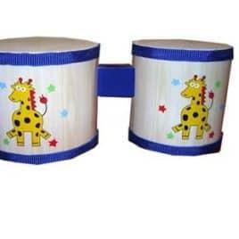 Dubbele Drum Giraffe