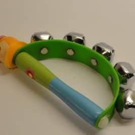 Handrinkelband hout Groen