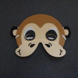 Maskertje aap