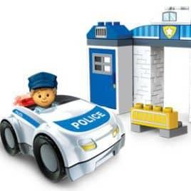Mega Bloks Police Patrol - 362