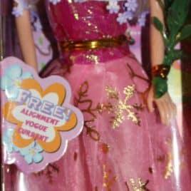 Meisjespop Modern Harm - Roze