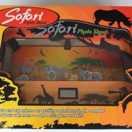 Safari Shooting Game - schietkraam