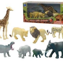 Wild Life Safari Dieren Set