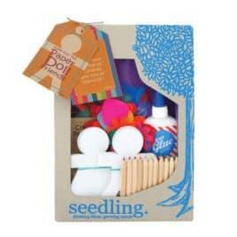 Seedling Maak je eigen poppenvriendjes van papier