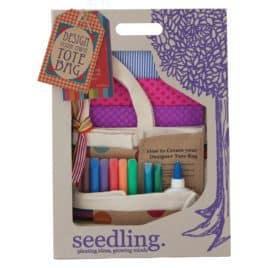 Seedling Ontwerp je eigen draagtas box