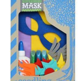 Seedling Ontwerp je eigen superheldenmasker