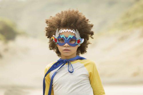 Seedling Ontwerp je eigen superheldenmasker jongen
