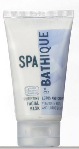 Bathique Gezichtsmasker Spa 75ml Lotus-Cashmere