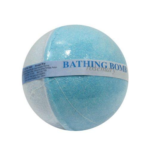 Badbruisbal Rozemarijn blauw