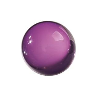 Badparels violet transparant (set van 10)