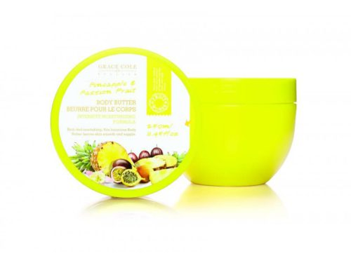 Grace Cole Pineapple & Passion Fruit body butter