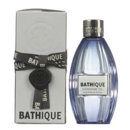 Massage Olie Bathique 150 ml Jasmine & Basil