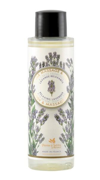 Panier Des Sens Massageolie Lavendel 125ml