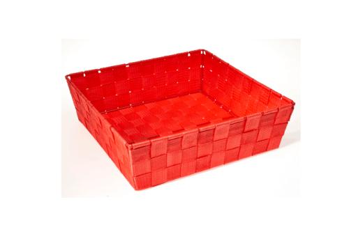 rode mand vierkant brick