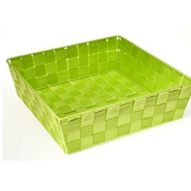 groene mand vierkant lemon