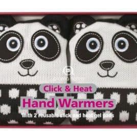 Aroma Home handwarmers panda