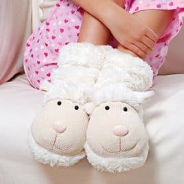 Fun for feet Pantoffels Schaap